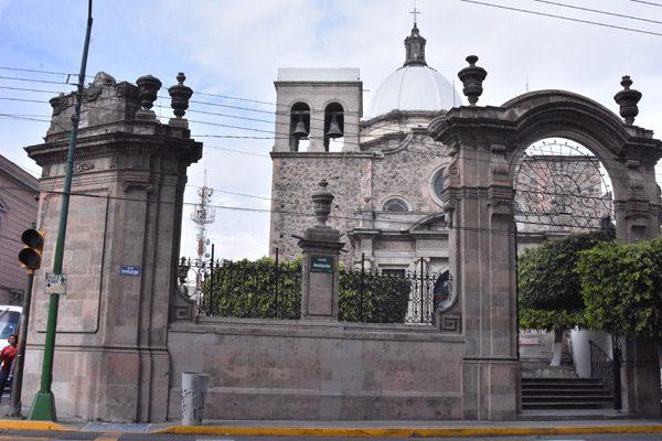 Iconos de Irapuato: Santuario de Nuestra Señora de Guadalupe del Centro