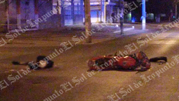 Muere motociclista en bulevar Arandas