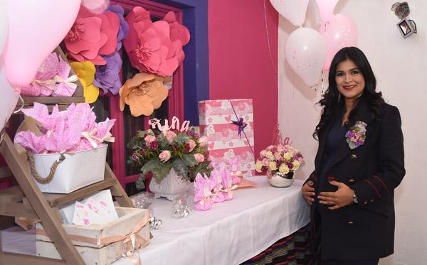 Susana tiene un inolvidable baby shower