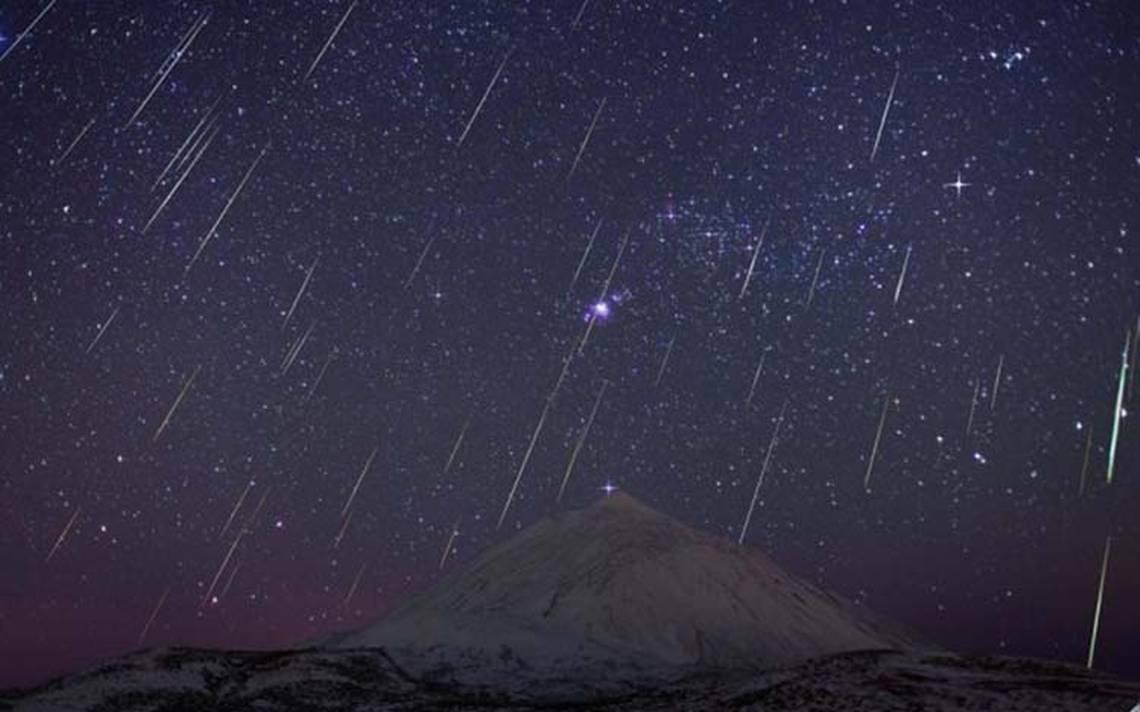 En vivo: Lluvia de estrellas gemínidas 2017