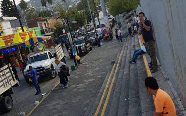 Retiran a ambulantes en los alrededores de la Basílica de Guadalupe.
