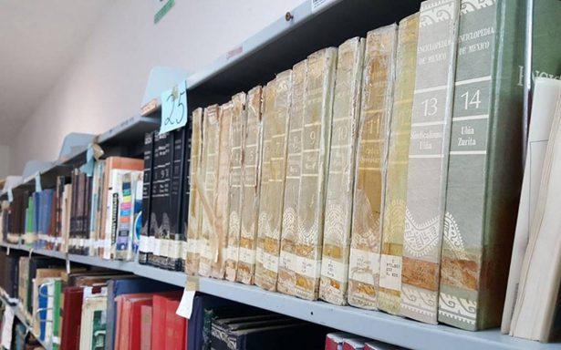 Obsoletas bibliotecas de Tamaulipas