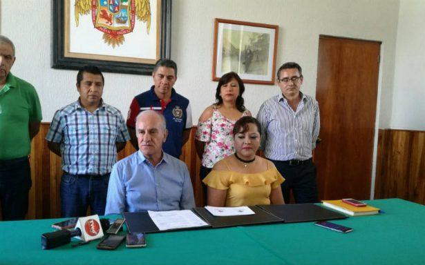 Adelantarán aguinaldo a mil 500 trabajadores del ayuntamiento de Orizaba