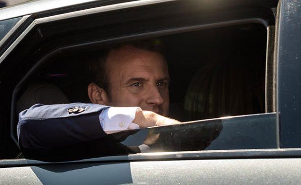 """Asegura partido de Macron que """"son falsos"""" correos publicados por WikiLeaks"""