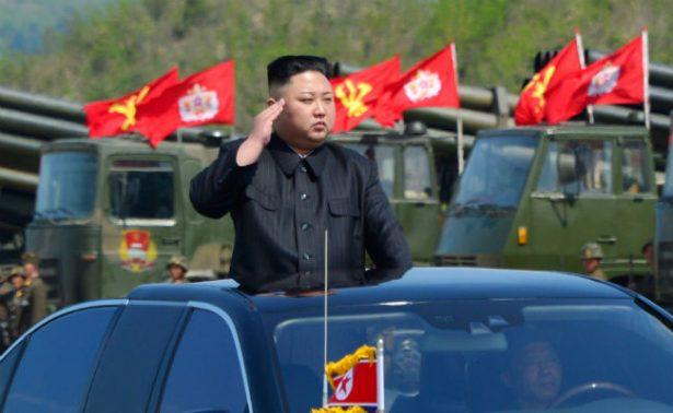 Con un mar de fuego, Corea del Norte amenaza responder a sanciones en su contra