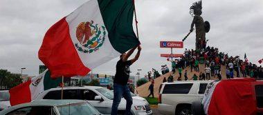 La locura se desata en México con el triunfo de la Selección