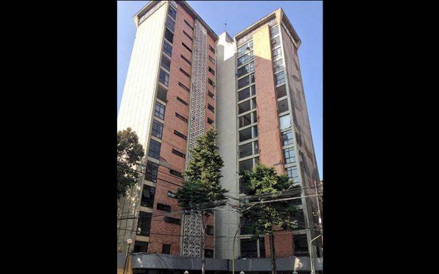Concluye demolición del edificio Osa Mayor afectado por sismo