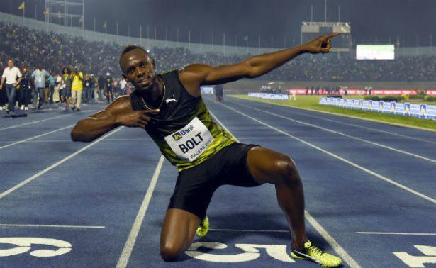 Bolt, listo para el Mundial de Atletismo de Londres; dice no ser favorito