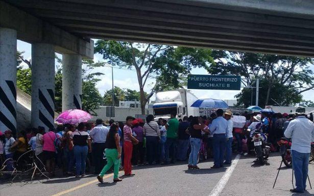 Exigen reconstrucción de escuelas en Chiapas