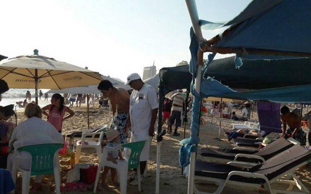 Playas de México en el abandono