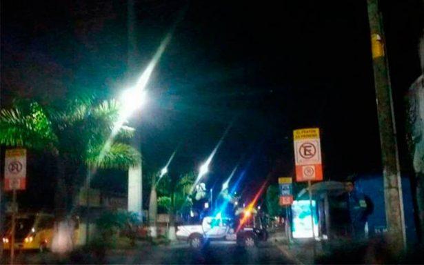 Balacera deja cuatro presuntos delincuentes muertos en Veracruz
