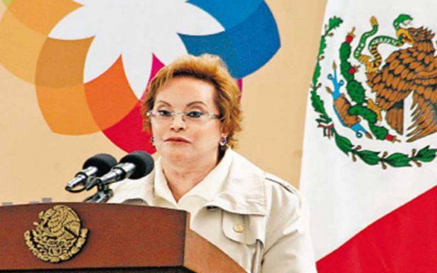 Sin denuncia de por medio; Elba Esther busca liberar sus cuentas bancarias
