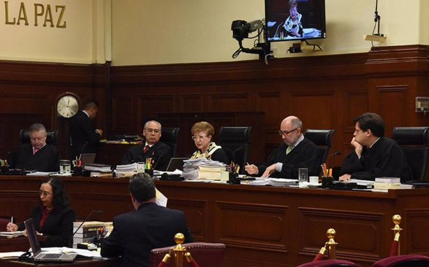 La Suprema Corte evita promoción personal: José Fernández