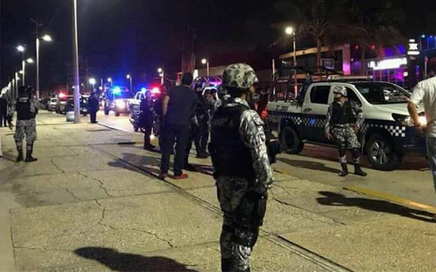 Grupo armado en Coatzacoalcos secuestra a cinco personas