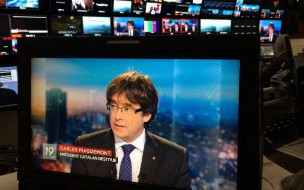 Justicia belga fija fecha para audiencia contra Puigdemont