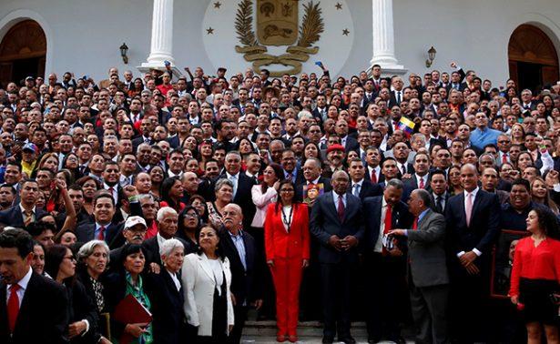 Vaticano pide a Nicolás Maduro detener la Asamblea Constituyente