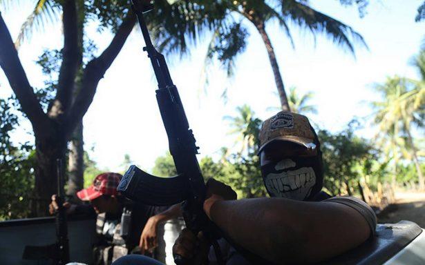 Resurgen los civiles armados