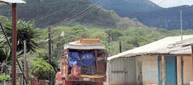 Familias en Sinaloa abandonan comunidades por grupos armados