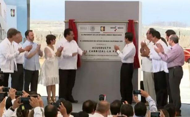 México es una opción para invertir y queremos que siga en esta ruta: EPN