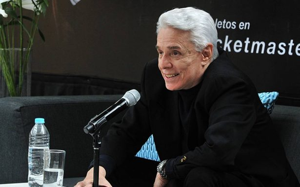 Enrique Guzmán celebrará en familia 60 años en la música