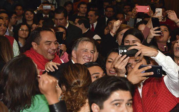 Secretarios de Estado cierran filas para apoyar a Meade rumbo a 2018