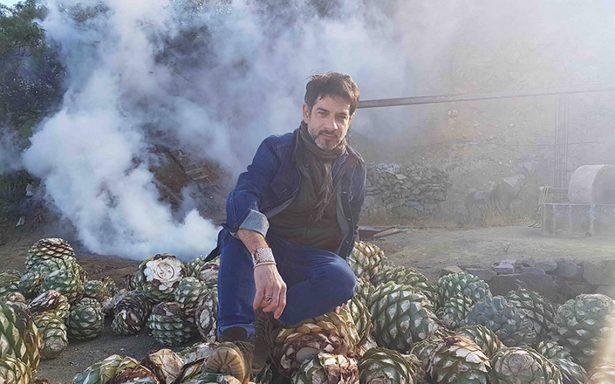 Miguel Rodarte inicia un nuevo camino en la conducción con el programa Destilando México