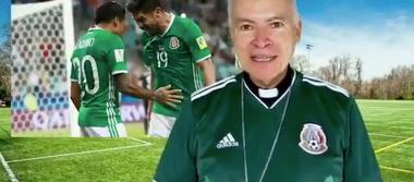 En video, Cardenal pide entrega y calidad a la selección mexicana en este Mundial