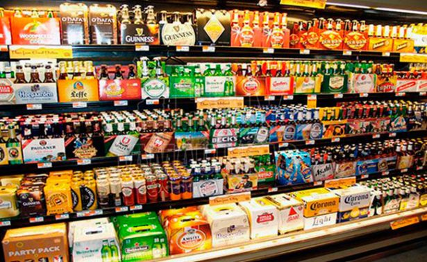 Suspenden venta de alcohol en Puebla, a la media noche