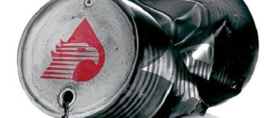 En 2016 se recibió 57.8% menos para cobertura de ingresos petroleros respecto al 2015: SHCP