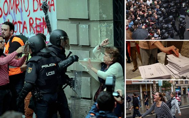 Esto es lo que sabemos hasta el momento del referéndum de independencia en Cataluña