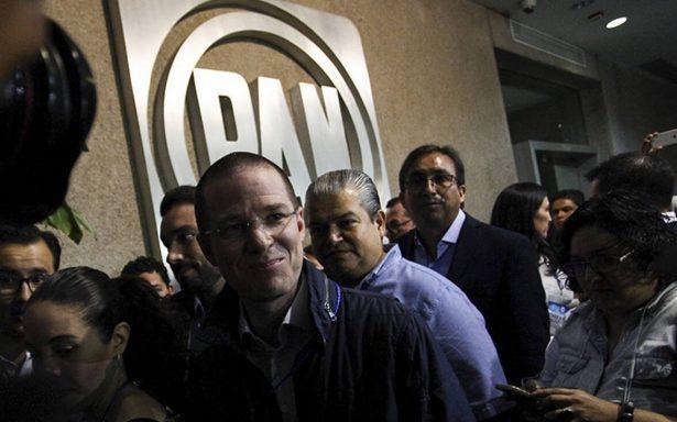 Anaya recibe multa por 16 mil pesos por calumniar a José María Riobóo