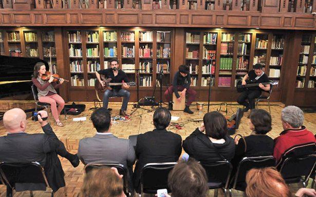 Gran concierto de Fernando Noriega y Gibrán Hernández