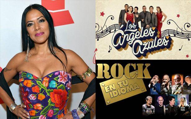 Lila Downs, Rock en tu idioma y Los Ángeles Azules engalanarán la Guelaguetza 2018