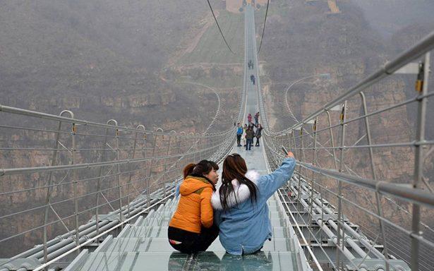 Pasear por el aire, la última moda en China