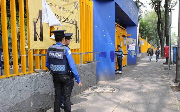 CCH Azcapotzalco podría entregar las instalaciones el próximo martes