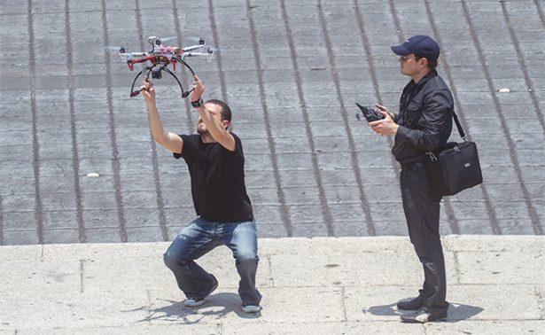 Aplican más reglas para volar drones