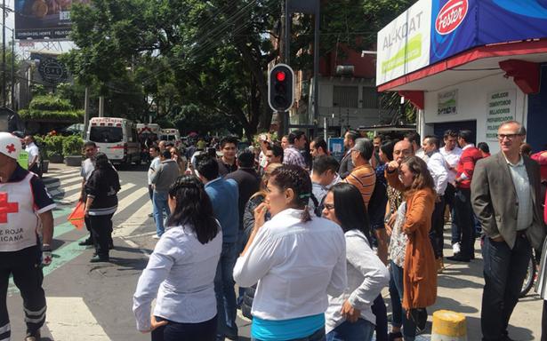 Reportan dos sismos: uno de magnitud 2.2 en la Narvarte y otro de 1.8 en Iztacalco