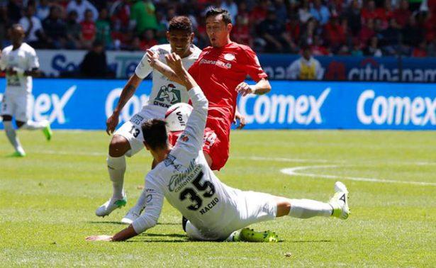Toluca vence 3-1 al León que suma segunda derrota consecutiva