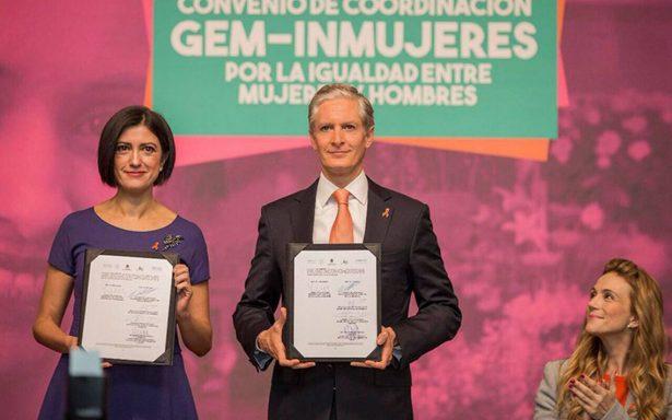 Edomex será perseverante e implacable en la lucha contra la violencia de género