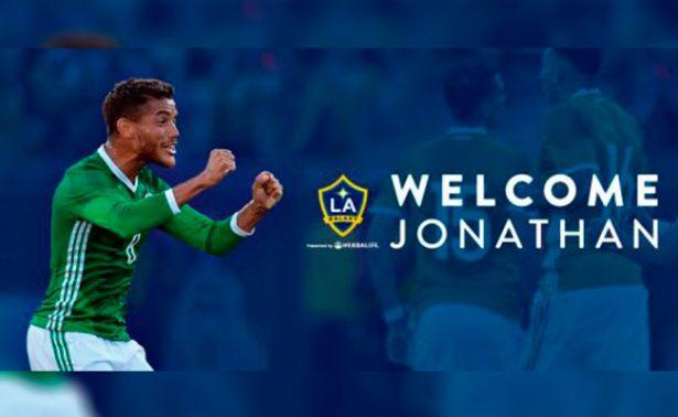 ¡Oficial! Jonathan dos Santos es fichado por el LA Galaxy