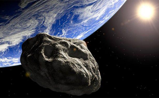 Gigantesco asteroide 'roza' la Tierra y ¡ningún astrónomo se da cuenta!