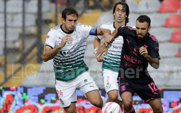 Santos Laguna suma segundo triunfo seguido al vencer 2-1 a Querétaro