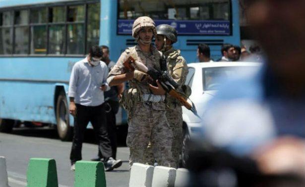 Soldado iraní dispara contra compañeros de base militar y mata a cuatro