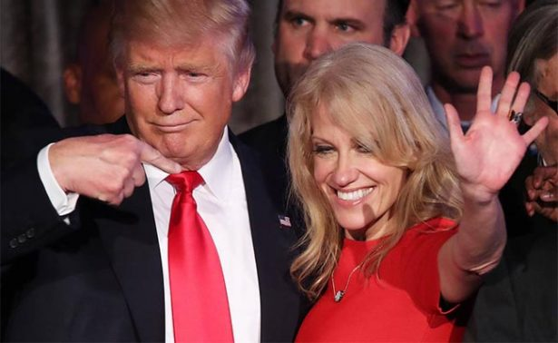 """Trump quiere ser """"un presidente de dos mandatos"""", dice su asesora"""