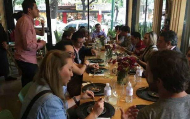 Gastrotours: visita restaurantes ubicados en zonas afectadas por el sismo