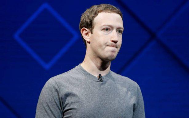 Zuckerberg testificará el 11 abril ante el Congreso de EU por caso Cambridge Analytica