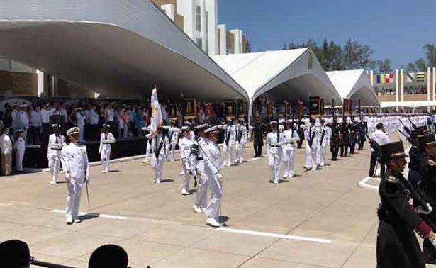 Peña Nieto exhorta a desterrar violencia para dar paso a país de equidad