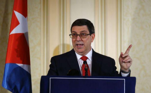 """Cuba califica de """"espectáculo grotesco"""" discurso de Trump; niega entregar fugitivos a EU"""