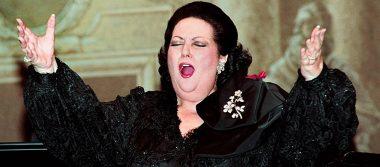 Fallece Montserrat Caballé, la mejor soprano del siglo XX