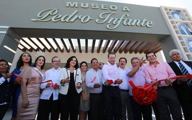Abre museo dedicado a Pedro Infante en su natal Sinaloa